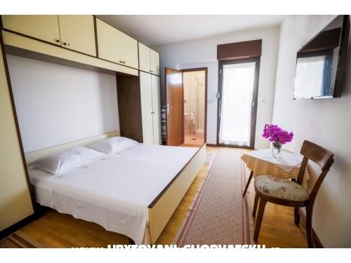 Apartmani Bašković - Podstrana Hrvatska