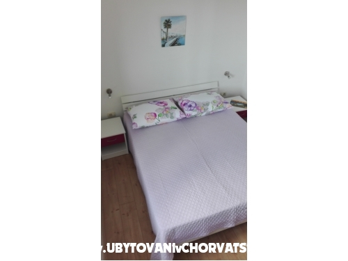Apartmány Belvedere - Podstrana Chorvatsko