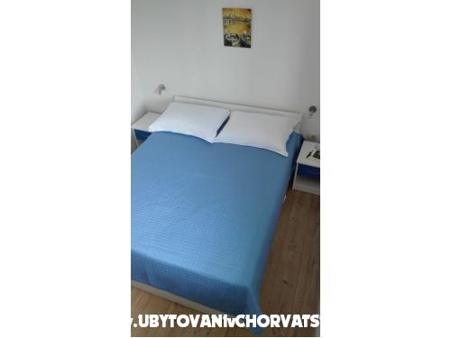 Appartements Belvedere - Podstrana Kroatien