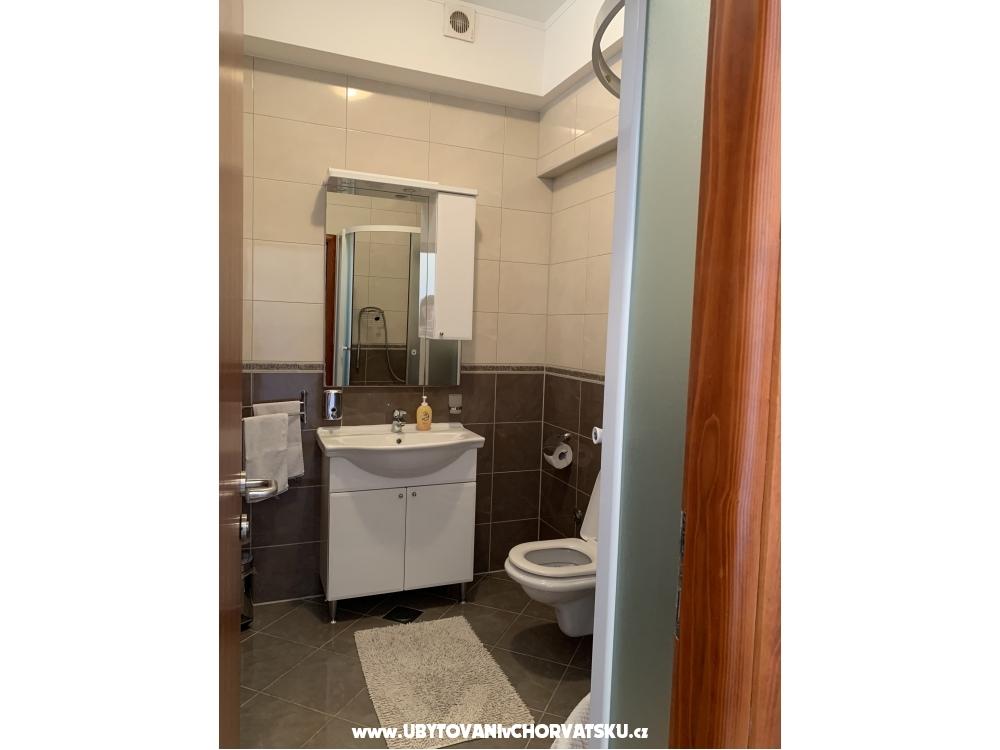 Apartmány Botuš - Podstrana Chorvátsko