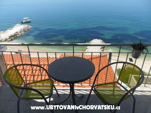 Appartements Car-Bruna - Podstrana Croatie