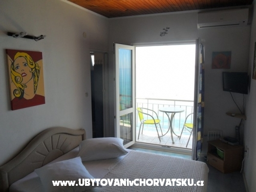 Apartmani Car-Bruna - Podstrana Hrvatska