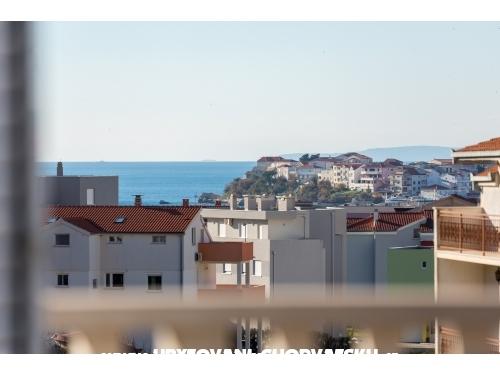 Apartmány Cerovšek - Podstrana Chorvatsko