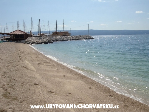 Appartements Curni� - Podstrana Croatie