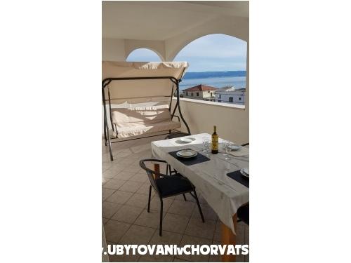 Apartamenty Dinko - Podstrana Chorwacja