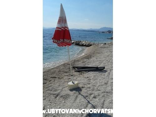 Apartmány Doris i Iris - Podstrana Chorvatsko