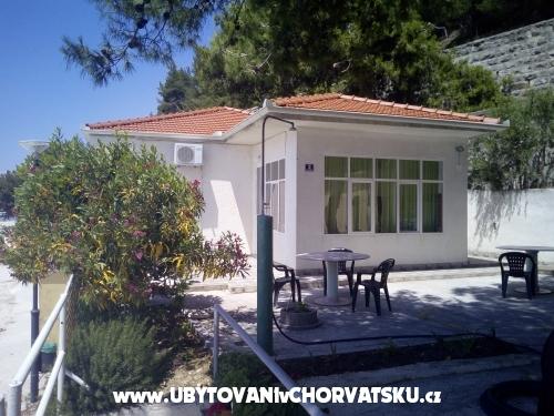 Apartmány i sobe Ksenija - Podstrana Chorvatsko