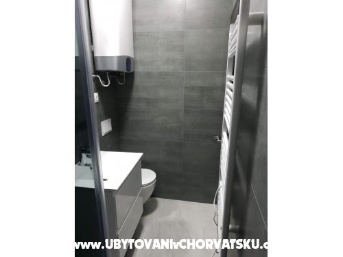 Apartmány Jakovac - Podstrana Chorvatsko