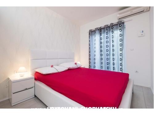 Apartmány Kaštelančić - Podstrana Chorvatsko