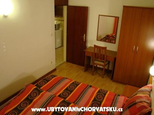 Apartmány Lavica - Podstrana Chorvátsko