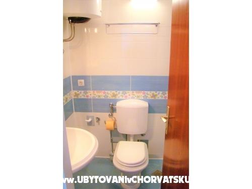 Apartmaji Lavica - Podstrana Hrvaška