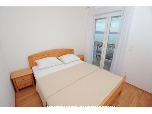 Apartmány Marić Podstrana - Podstrana Chorvátsko