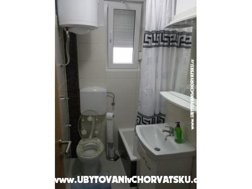 Apartm�ny Mila - Podstrana Chorvatsko