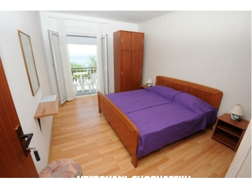 Apartmány Božiković - Podstrana Chorvatsko