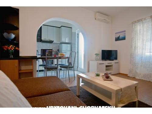 Apartmány PEPA - Podstrana Chorvatsko