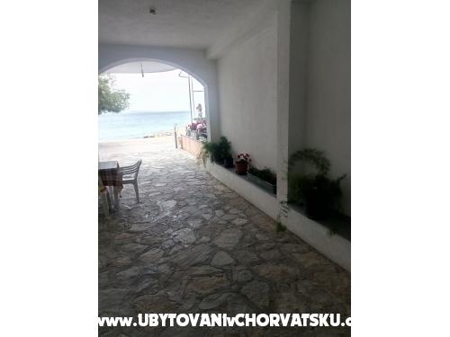Appartementen Stanka - Podstrana Kroatië
