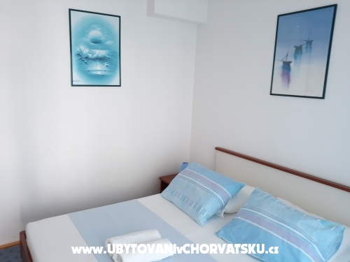 Villa Gina - Podstrana Chorvatsko