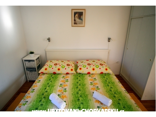 Appartements DAMA - Podstrana Croatie