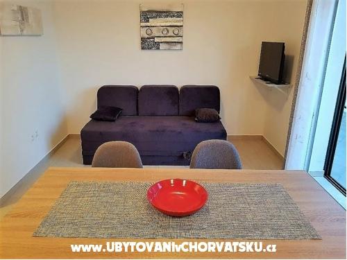 Apartmány Podstrana - Podstrana Chorvátsko