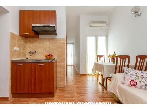 Apartmány Ada - Podstrana Chorvatsko