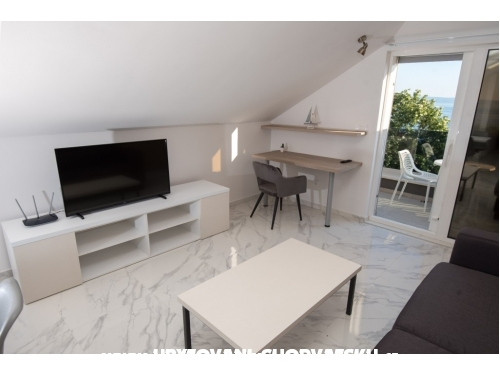 Apartmanok Adriatic - Podstrana Horvátország