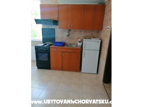 Apartmány & Izby Tomas - Podstrana Chorvátsko