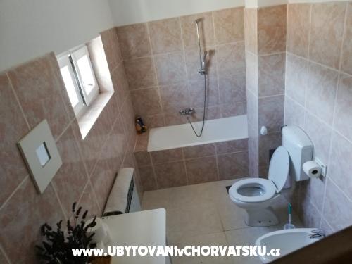 Apartmanok Bošnjak - Podstrana Horvátország