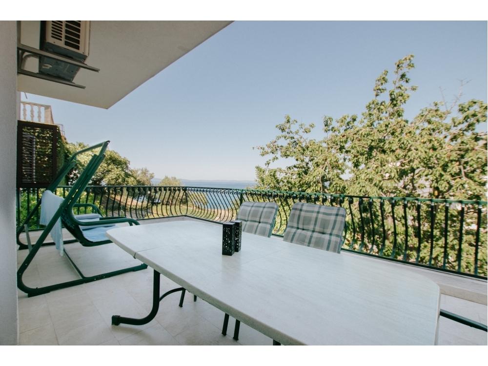 Apartmaji Bošnjak - Podstrana Hrvaška