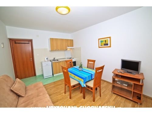 Apartments Božiković - Podstrana Croatia