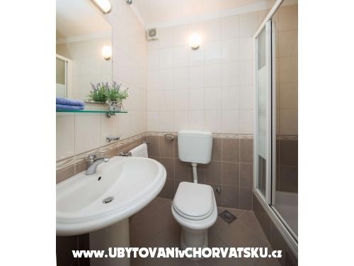 Apartmán Lavica Seaside - Podstrana Chorvatsko