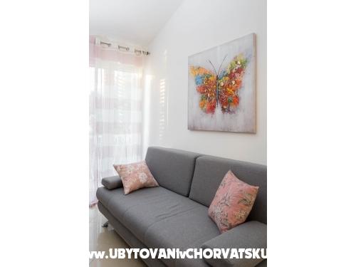 Apartmán Lavica Seaside - Podstrana Chorvátsko