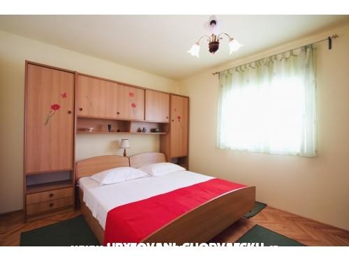 Appartementen Mimoza - Podstrana Kroatië