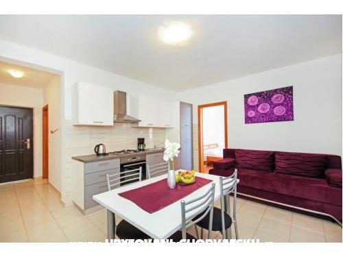 Appartementen Orange Huis - Podstrana Kroatië