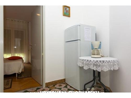 Apartmanok Peričić - Podstrana Horvátország