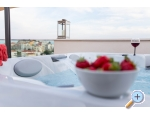 Bubbles Luxury Penthouse with jacuz - Podstrana Kroatien