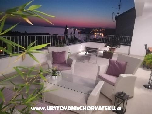 Holiday villa LUX - Podstrana Chorvátsko