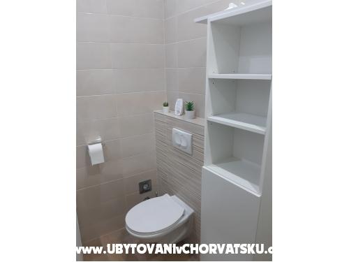 Lovaković Apartmány - Podstrana Chorvátsko