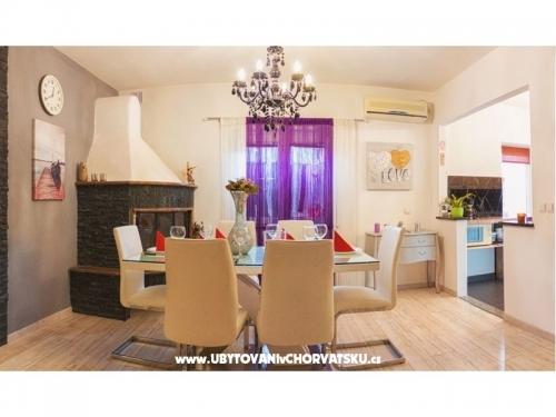 Luxury Apartmán Sara - Podstrana Chorvatsko