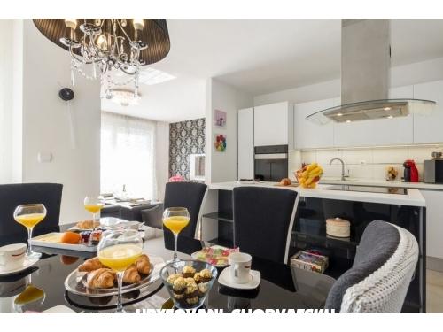 MAR Apartmán-Luxury - Podstrana Chorvátsko