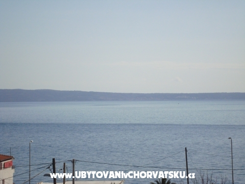 Vice - Podstrana Chorvatsko