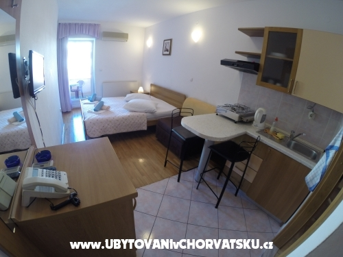 Villa Jerkan apartments - Podstrana Хорватия