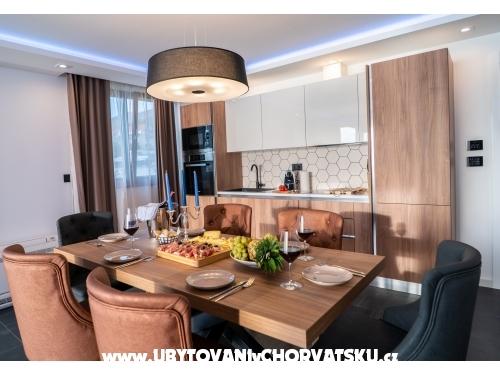 Vipo Prestige Apartmány - Podstrana Chorvátsko