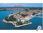 Apartmán uz Plažu - Poreč Chorvatsko