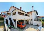Appartements Mariza - Poreč Kroatien
