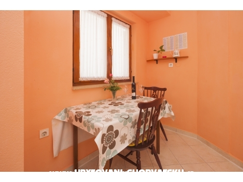 Apartmány Brle - Poreč Chorvatsko
