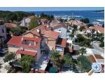 Apartmány Funtana - Poreč Chorvatsko