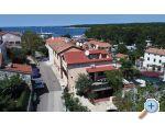 Apartmanok Funtana - Poreč Horvátország