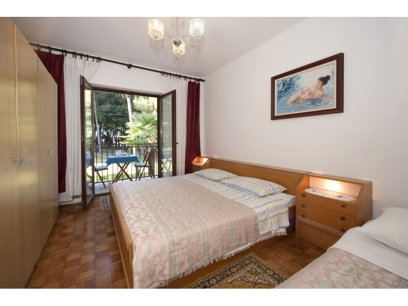 Apartments Mihaela - Pore� Croatia