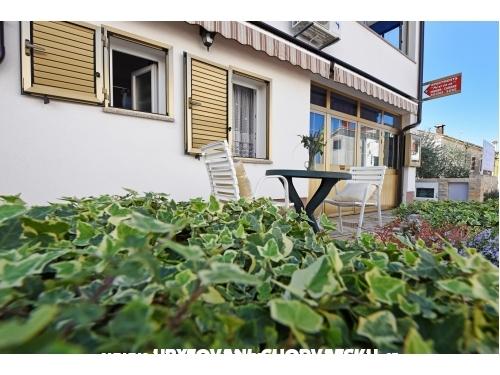 Apartmány Nena - Poreč Chorvátsko