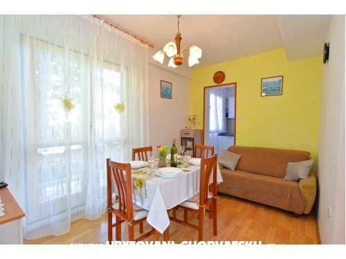 Big apartment in Porec - Poreč Kroatië